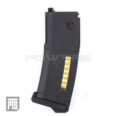 PTS 120rds Enhanced Polymer Magazine (EPM) for PTW M4 - Black -