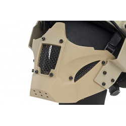 TMC protection bas du visage type JAY (Kaki) - Powair6.com