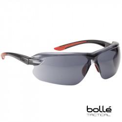 Bolle IRIPSI Polycarbonate smoke Safety Glasses