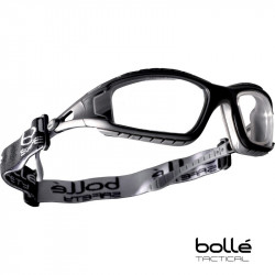 Bolle TRACKER TRACPSI Polycarbonate Safety Glasses (clear)
