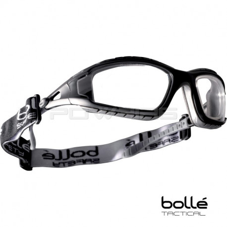 Bolle lunettes de protection TRACKER TRACPSI (clear)