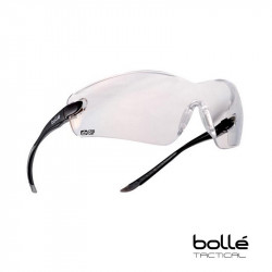 Bolle SWAT Polycarbonate Safety Glasses (smoke)