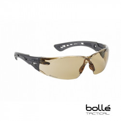 Bolle RUSH+ Polycarbonate Safety Glasses (TWILIGHT)