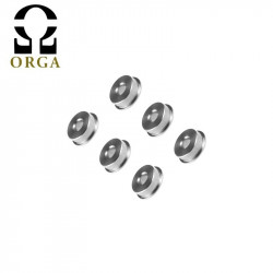ORGA Bushings 6mm SUS420 pour AEG
