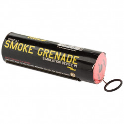 Fumigène Enola Gaye à goupille WP40 - Jaune - Powair6.com