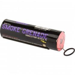 Fumigène Enola Gaye à goupille WP40 - Violet - Powair6.com