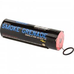 Enola gaye Blue Wire Pull Smoke Grenade WP40