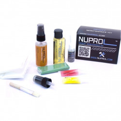 Nuprol kit de maintenance Airsoft 8 produits