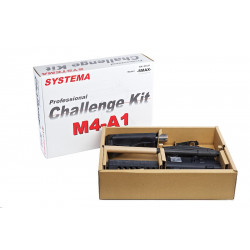 Systema Challenge Kit Evolution M4A1 SUPERMAX - Version crosse CRANE
