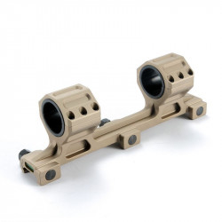 GE Tactical 25mm / 30mm Scope Mount (DE) -