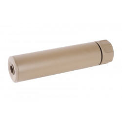 GK Tactical SOCOM 556 Suppressor (14mm CCW) - TAN