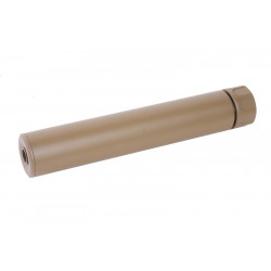 GK Tactical SOCOM 762 - RC Suppressor (14mm CCW) - TAN