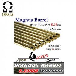 Orga Magnus canon 6.23mm pour GBB (550mm)