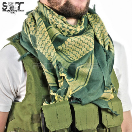Shemagh Military Tactical OD & TAN -