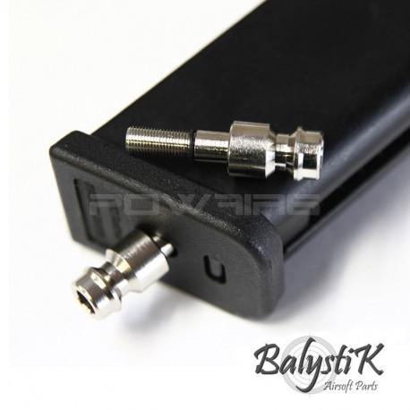 Balystik Valve HPA sans perçage pour chargeur GBB MARUI (EU) -
