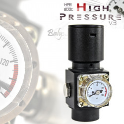 Balystik HPR800C V3 High pressure regulator - Powair6.com