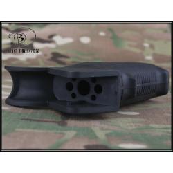 Big Dragon MIAD style motot grip for M4 AEG black