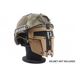 TMC SPT Mesh Mask - Coyote Brown -