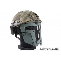 TMC masque SPT pour casque - gris - Powair6.com