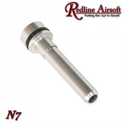 Redline Nozzle N7 for G36C S&T / ARES / Elite Force - Powair6.com