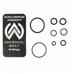 Wolverine Set d'orings pour Bolt -
