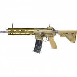 VFC Umarex HK416 A5 GBB Full metal Blowback - tan - Powair6.com