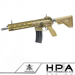HK416 A5 GBBR Full metal Blowback VFC HPA (tan)