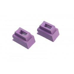 Nine Ball joint de bec de chargeur pour TM Glock 17/18/26/26 Advance (2 pièces)