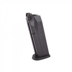 VFC 23 rounds gas magazine for M&P9 GBB (black)