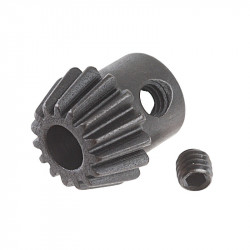 Alpha Parts Motor Pinion Gear and Pinion Gear Screw for M4 PTW -