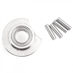 Alpha Parts Titanium Bearing Plate & Planetary Gear Shaft for PTW M4 - Powair6.com