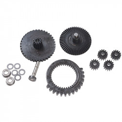 Alpha Parts kit d'engrenages pour Systema PTW M4 - Powair6.com