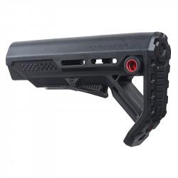 Strike Industries Viper Mod 1 Mil-Spec Carbine Stock (Black/red)