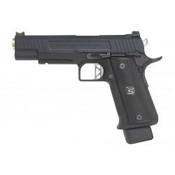 EMG SAI 5.1 Gas Blowback Pistol - Black