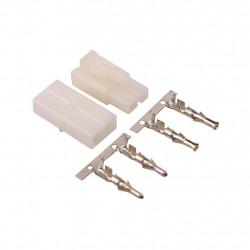 Large Tamiya connector set (male & female) -