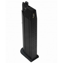 ICS 24 rounds gas magazine for BLE Alpha