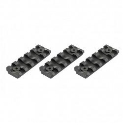 VFC Keymod rail 5 slots (pack of 3) -