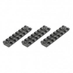 VFC QRS Keymod rail 7 slots (pack of 3) -