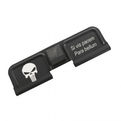 "Powair6 custom dust cover ""Para bellum"" for SYSTEMA PTW M4 -"