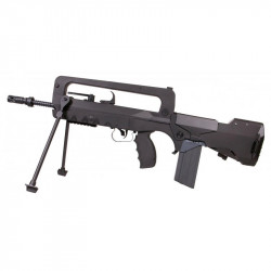 Famas AEG with soft carrying bag -