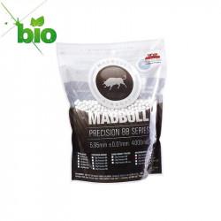 Madbull Precision 0.25g Bio-Degradable BB 4000 rds (Bag) -