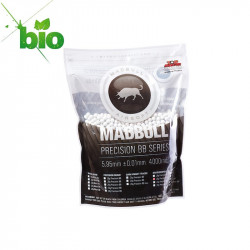 Madbull Precision 0.28g Bio-Degradable BB 4000 rds (Bag) -