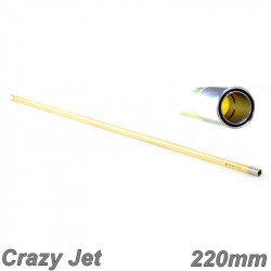 Maple Leaf canon interne Crazy Jet pour GBB / GBBR - 220mm