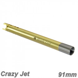 Maple Leaf canon interne Crazy Jet pour GBB - 91mm