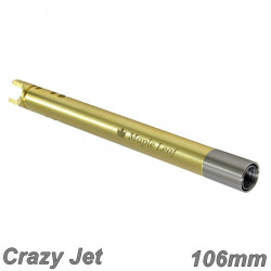 Maple Leaf canon interne Crazy Jet pour GBB - 106mm