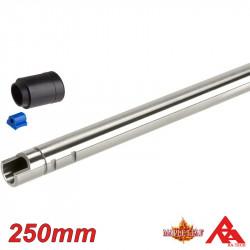 Ra-tech canon + joint hop-up 75 degrés pour AEG - 250mm