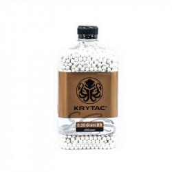 KRYTAC BBs 0.20gr bouteille de 4000