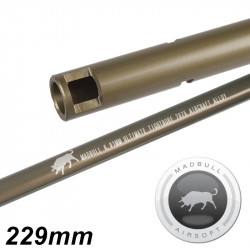 Madbull canon de precision Ultimate 6.01mm GEN2 - 229mm