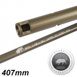 Madbull canon de precision Ultimate 6.01mm GEN2 - 407mm