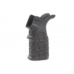 G&P grip CNC Aluminum pour M4 AEG (style honeycomb) - Powair6.com
